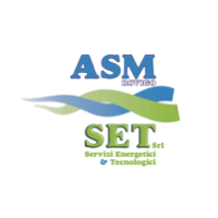 ASM SET logo